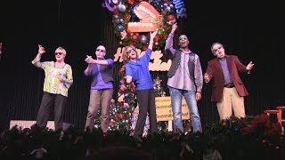 Full Comedy Warehouse Holiday Special show at Disney