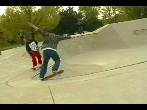 4/20 Contest at Cosmo Skatepark Columbia, MO