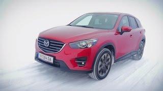 Quer durch den Schnee | Mazda CX-5 | der Test