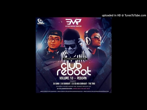 Bulleya | Ae Dil Hai Mushkil Electronic Monsterzz Productions - (Remix) | Club Reboot Vol.10 Reborn
