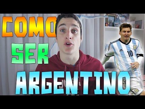 SER ARGENTINO!