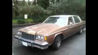 1981 Buick Park Avenue