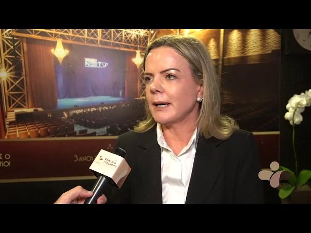 FIT 2018 | Gleisi Hoffmann - Senadora PT (Parte 1)