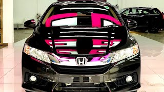 New Honda City Scratch ProofCeramic Body Coating Review