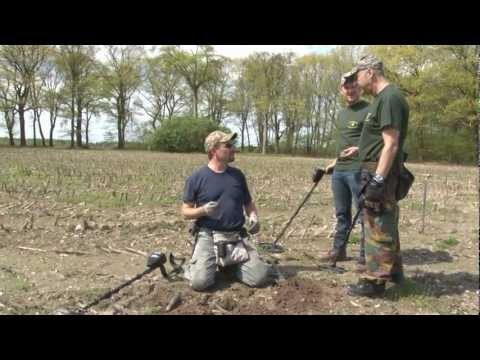 Searching for Ancient Coins in Belgium
