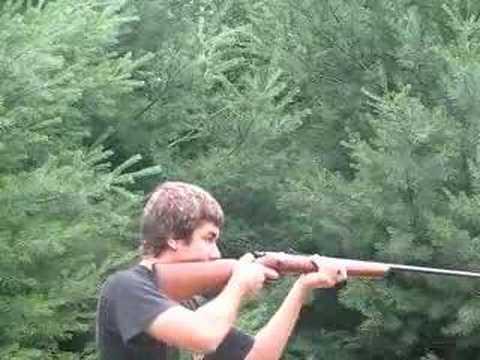 Winchester Model 67 22 rifle