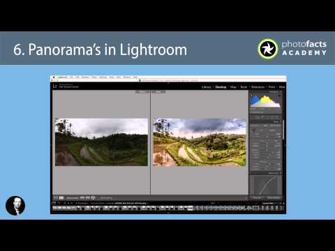 Online Cursus: Nieuw In Lightroom 6 / CC