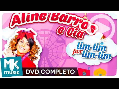 Aline Barros e Cia Tim-Tim Por Tim-Tim (DVD COMPLETO)
