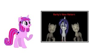 (Blind Reaction) Sweet Fever Reacts: Rarity