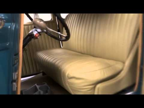 1934 Ford 5 Window Deluxe Coupe DET 162