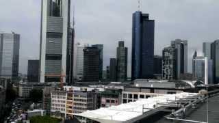 Франкфурт на Майне с высоты птичьего полёта!(, 2013-07-05T17:55:00.000Z)