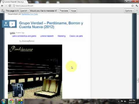 De donde descargar musica Cristiana GRATIS   PASO A PASO
