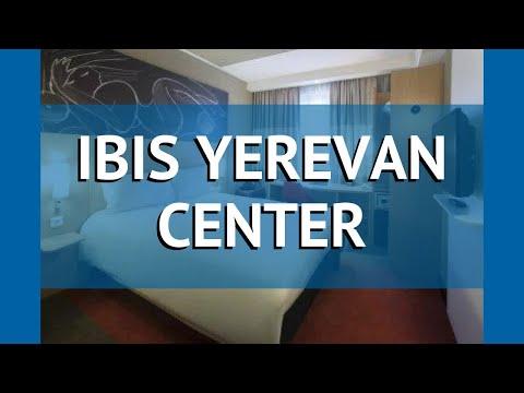 IBIS YEREVAN CENTER 3* Армения Ереван обзор – отель ИБИС ЕРЕВАН ЦЕНТР 3* Ереван видео обзор