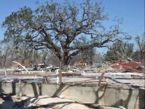 Post-Katrina Mississippi Coast, Feb. 2006 (6 months later)