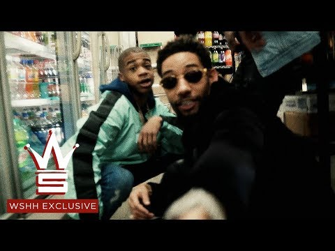 "Leeky Bandz Feat. PnB Rock ""Check Up"" (WSHH Exclusive – Official Music Video)"