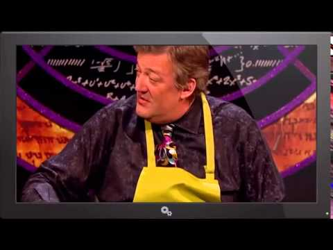 QI K Episode 13   Kitchen Sink