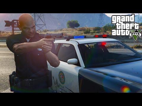 GTA 5 PC Mods - I AM THE POLICE! LSPDFR MOD SHOWCASE! (GTA 5 Mods)