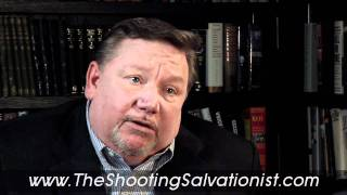 David R. Stokes talks about THE SHOOTING SALVATIONIST