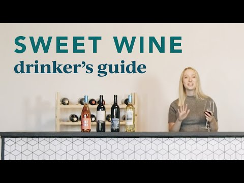 How to tell if a wine is sweet from the shelf   Bright Cellars