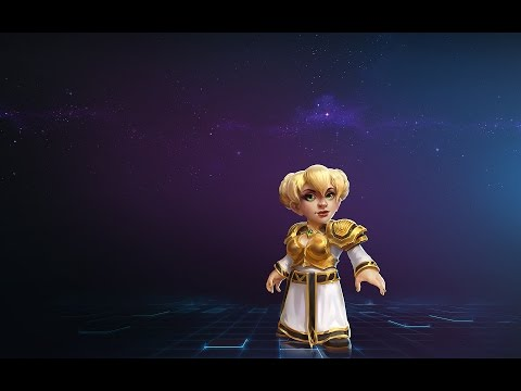 Heroes of the Storm (Cromie) - Gameplay LIVE