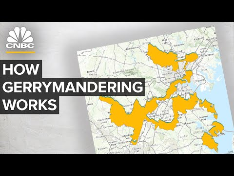 How Maps Help Politicians Stay In Power