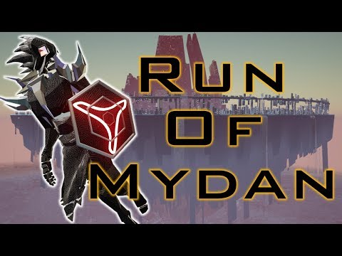 AMAZING - ENOUGH THOUGH? | Run of Mydan Review on HTC Vive