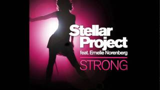 Stellar Project ft. Emelie Norenberg - Strong (Cover Art)