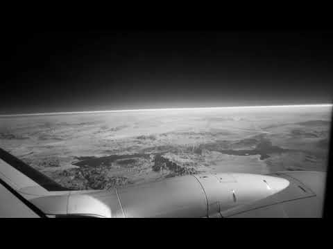 Infrared Horizon from 33 000 feet, Astounding Flat Earth Phenomena !