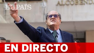 DIRECTO #4M   Acto de GABILONDO en Leganés