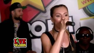Скачать Alexandra Stan Feat Havana Ecoute LIVE On Radio ProFM