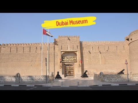 DUBAI MUSEUM, AL FAHIDI FORT | DUBAI 2020