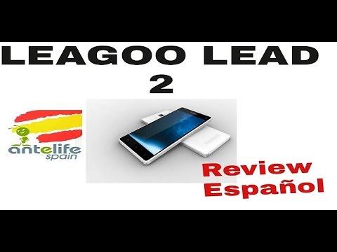 LEAGOO LEAD 2 Videoanálisis en Español