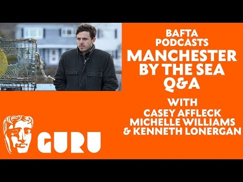Manchester By The Sea Q&A with Casey Affleck, Michelle Williams & Kenneth Lonergan | BAFTA Podcasts
