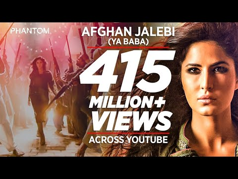 Afghan Jalebi (Ya Baba) VIDEO Song | Phantom | Saif Ali Khan