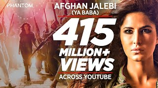 Afghan Jalebi (Ya Baba) VIDEO Song | Phantom | Saif Ali Khan, Katrina Kaif | T-Series thumbnail