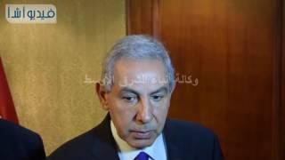 بالفيديو : وزير التجارة : إنشاء مدينة البلاستيك بالاسكندرية بتكلفة 100 مليون جنيه