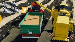 LS20 #01 - Die Arbeit beginnt! - Landwirtschafts Simulator 20 Gameplay