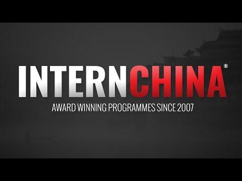 InternChina - Award winnning programmes since 2007