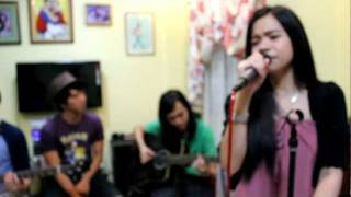 MYMP - I Think Im Falling ( Live@One Band Cover )