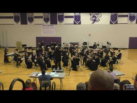 IGSMA 2020 - Parkside Junior High School Symphonic Band (8th Grade)
