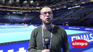 Javljanje Saše Ozma Iz Londona   Sport Klub Tenis