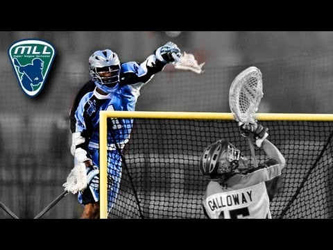 Chazz Woodson MLL Highlights - YouTube