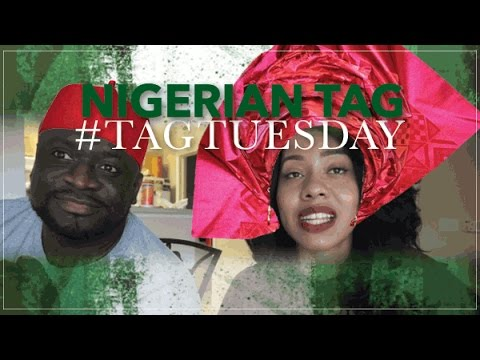 #TagTuesday | Nigerian Tag​​​ | Jouelzy​​​