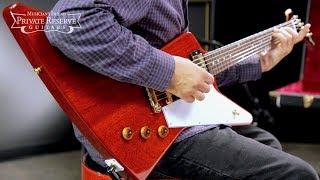 Gibson Custom 1958 Mahogany Explorer Electric Guitar