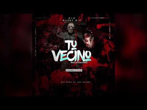 Atomic - Tu Vecino 105Bpm - DjVivaEdit Reggaeton Remix Intro Aca In+Outro