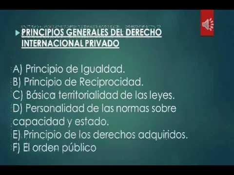 HISTORIA Y FUENTES DEL DERECHO INTERNACIONAL PRIVADO