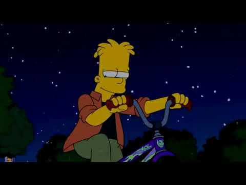 Download L O N E L Y | Powfu Death Bed | Bart Simpson