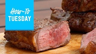 How to Grill Steak for Beginners | Food Network