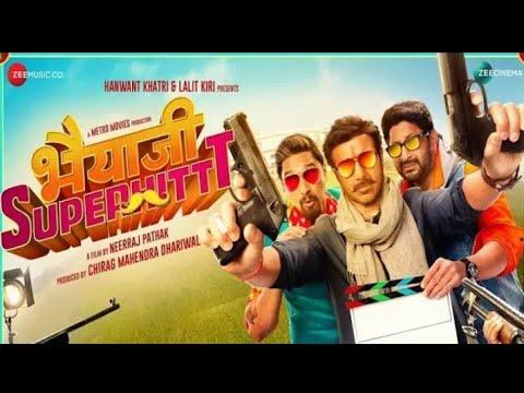 New Comedy Movie 2019 Bhaiya Ji Sunny Deol ||New Release Hindi Dubbed 2019|| Bhaiya Ji Superhitmovie