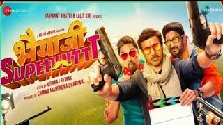 New Comedy Movie 2019 bhaiya ji sunny deol New release hindi dubbed 2019 bhaiya ji superhitmovie